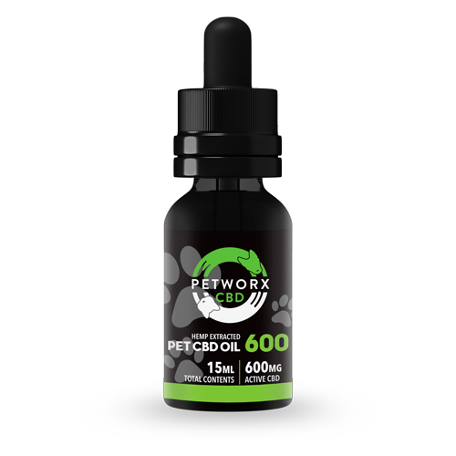 PET CBD OIL - Pet Hemp Oil - CBD For Pets