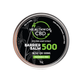 CBD Barrier Balm -