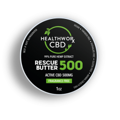 BUY CBD LOTION, CBD rescue butter 500mg