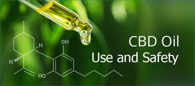 cbd oils use and safety