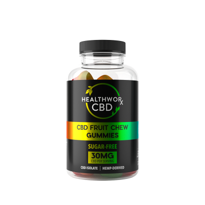 Buy Fruit Chew CBD Gummies 30mg